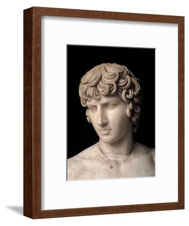 Antinous Farnese, 2nd Century, Marble, All Rounded--Framed Photographic Print