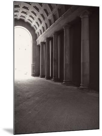 Ducal Palace. Passage for Carriages-Tommaso Minardi-Mounted Photographic Print