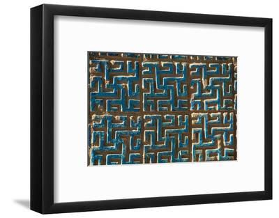Architectural Complex of Shaiykh Bayazid, 12th Century - 14th Century--Framed Photographic Print