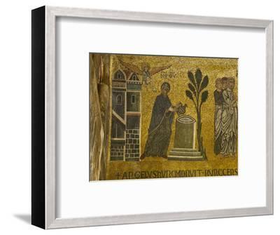 St Marks Basilica, Venice, 10th Century--Framed Photographic Print
