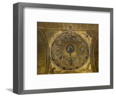 St Marks Basilica, Venice, 10th Century--Framed Photographic Print