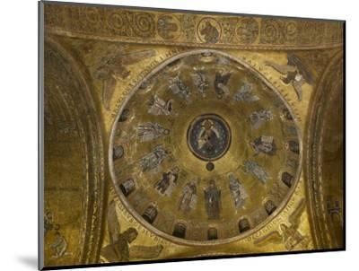 St Marks Basilica, Venice, 10th Century--Mounted Photographic Print