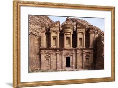 The Monastery (Ed Deir)--Framed Photographic Print