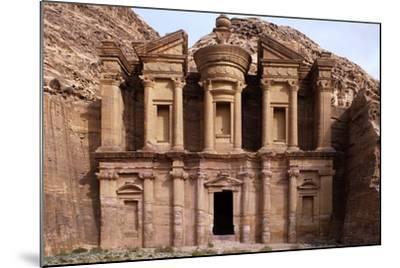 The Monastery (Ed Deir)--Mounted Photographic Print