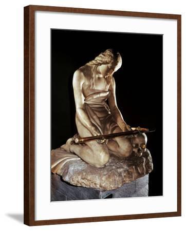 The Penitent Magdalene--Framed Photographic Print