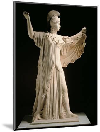 Athena Promachos (Athena), 1st Century, Marble, Full Relief--Mounted Photographic Print