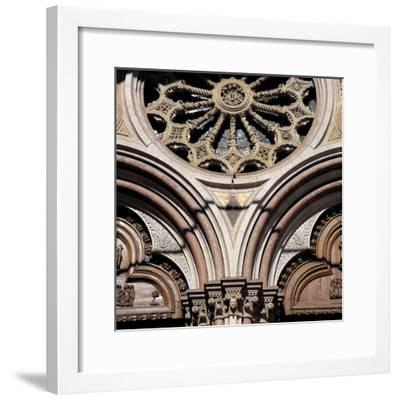 Lower Basilica of San Francesco - Assisi, 1228, 13th Century--Framed Photographic Print