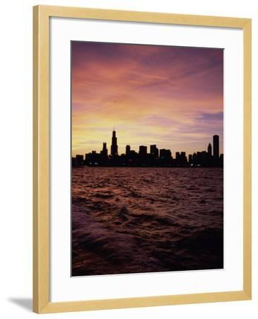 Chicago Illinois, USA--Framed Photographic Print