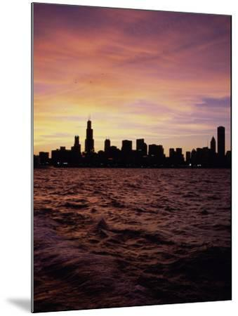 Chicago Illinois, USA--Mounted Photographic Print