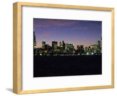 Chicago Illinois, USA--Framed Photographic Print