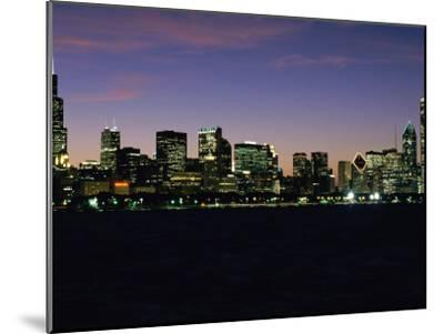 Chicago Illinois, USA--Mounted Photographic Print