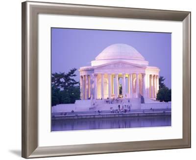 Jefferson Memorial, Washington, D.C., USA--Framed Photographic Print