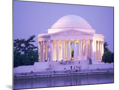 Jefferson Memorial, Washington, D.C., USA--Mounted Photographic Print