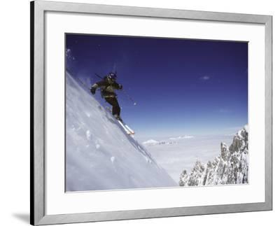 Chamonix, France--Framed Photographic Print