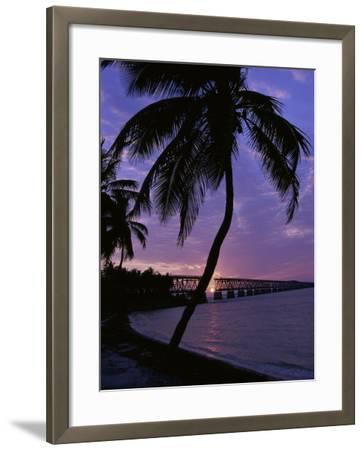 Bahia Honda State Park, Florida, USA--Framed Photographic Print
