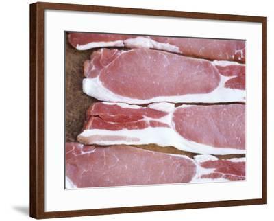 Raw Bacon-Tara Fisher-Framed Photographic Print