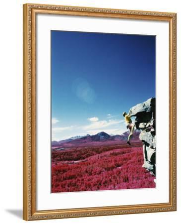 Alberta, Canada--Framed Photographic Print