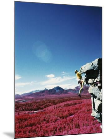 Alberta, Canada--Mounted Photographic Print