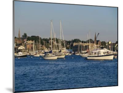 Newport, Rhode Island, USA--Mounted Photographic Print