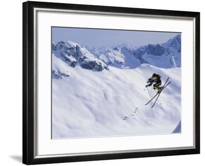 Monashee Mountains, British Columbia, Canada--Framed Photographic Print
