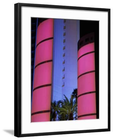 Bally's Hotel and Casino, Las Vegas, Nevada, USA--Framed Photographic Print