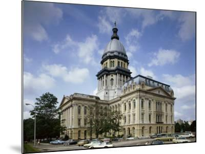 State Capitol, Springfield, Illinois, USA--Mounted Photographic Print