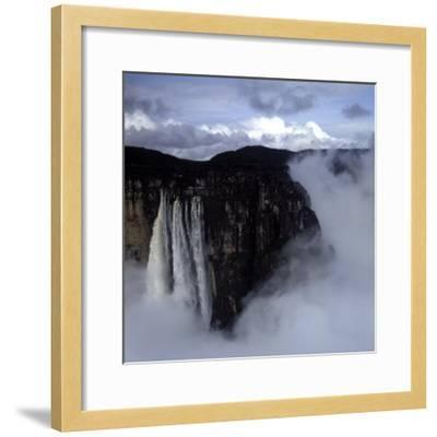Angel Falls, Venezuela--Framed Photographic Print