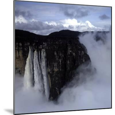 Angel Falls, Venezuela--Mounted Photographic Print