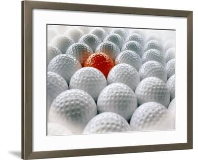 Different is Good--Framed Photographic Print