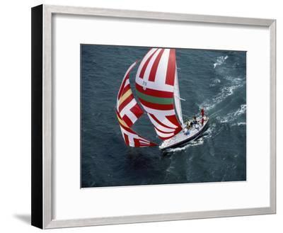 Newport Rhode Island, USA--Framed Photographic Print