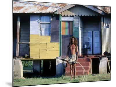 Jamaica--Mounted Photographic Print