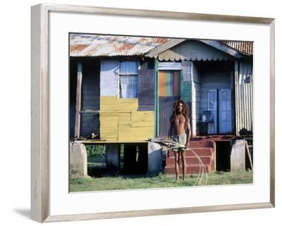 Jamaica--Framed Photographic Print
