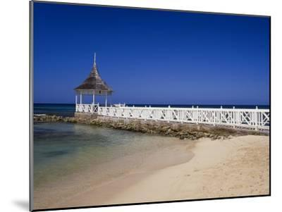 Montego Bay Jamaica--Mounted Photographic Print