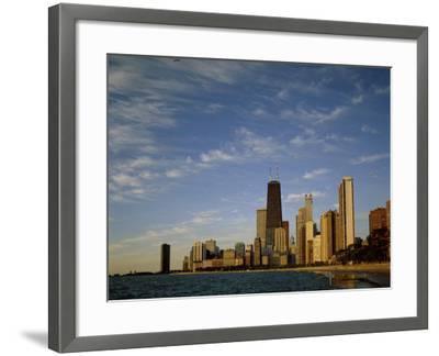 Chicago Illinois USA--Framed Photographic Print