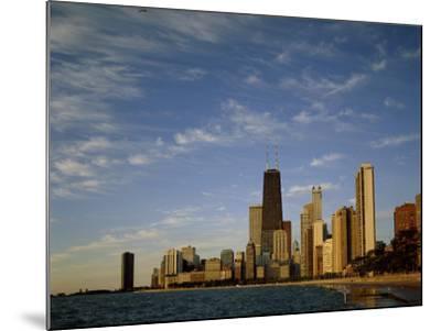 Chicago Illinois USA--Mounted Photographic Print