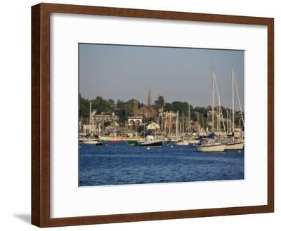 Newport, Rhode Island, USA--Framed Photographic Print