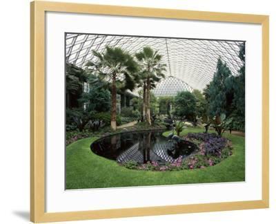 Longwood Gardens, Kennett Square, Pennsylvania, USA--Framed Photographic Print