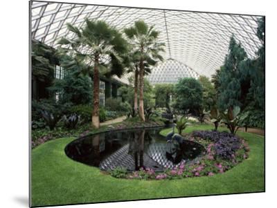 Longwood Gardens, Kennett Square, Pennsylvania, USA--Mounted Photographic Print