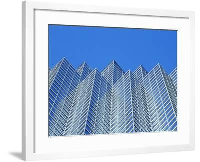 Bank of America, Dallas, Texas, USA--Framed Photographic Print