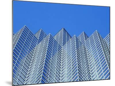 Bank of America, Dallas, Texas, USA--Mounted Photographic Print