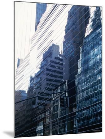 New York City, USA--Mounted Photographic Print