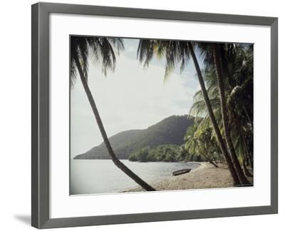Prince Rupert Bay, Dominica--Framed Photographic Print