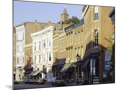 Galena, Illinois, USA--Mounted Photographic Print