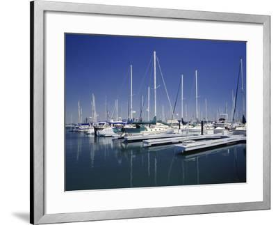 Channel Islands Marina, Oxnard, California, USA--Framed Photographic Print