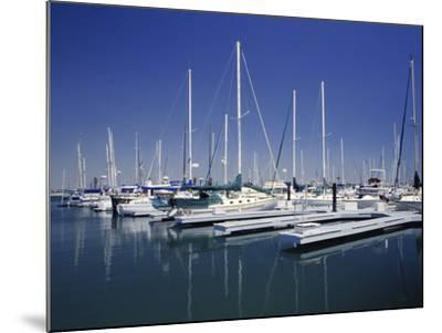 Channel Islands Marina, Oxnard, California, USA--Mounted Photographic Print