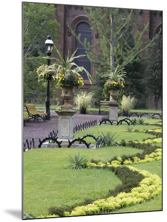 Enid A. Haupt Garden, Washington, D.C. USA--Mounted Photographic Print