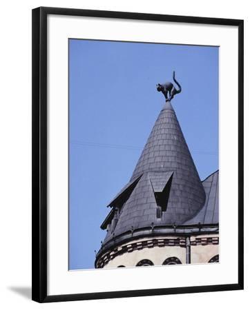 Old Riga, Latvia--Framed Photographic Print