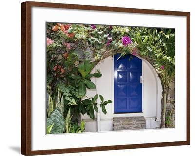 Marigot St. Martin--Framed Photographic Print
