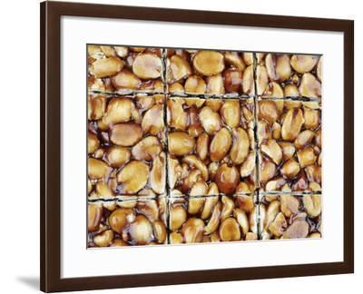 A Homemade Peanut and Caramel Bar-Neil Overy-Framed Photographic Print