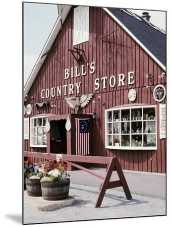 Country Store, Vermont, USA--Mounted Photographic Print